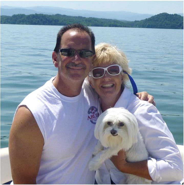 Dr. Jeff Brown, Myra Brown, Oak Ridge TN